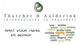 Logo Thatcher & Aalderink